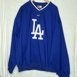 Nike Team LA Dodgers Pullover Windbreaker